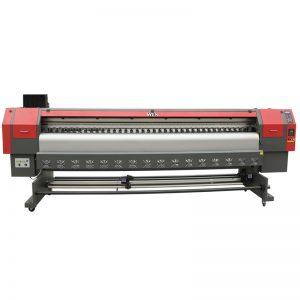 10feet veelkleurige viniel drukker met dx5 koppe vinyl plakker drukker RT180 van CrysTek WER-ES3202