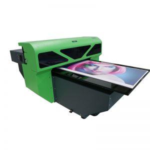 1800 A2 grootte nuwe ontwerp tekstiel flatbed glas drukker druk masjien WER-D4880UV