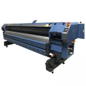 3.2m Konica 512i printkop digitale vinyl flex banner oplosmiddel drukker / plotter / druk masjien WER-K3204I