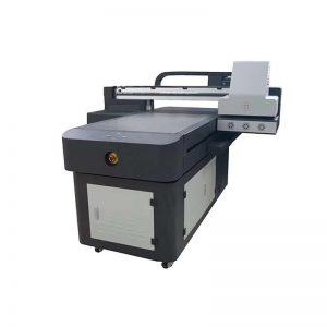 CE goedgekeurde fabriek goedkoop prys digitale t-hemp drukker, UV digitale druk masjien vir t-hemp drukwerk WER-ED6090UV