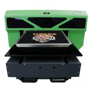 China Vervaardiger klein t-hemp druk masjien direk na kleed printer dtg a2 a3 WER-D4880T
