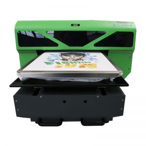 Digitale TPF tegnologie tekstiel goedkoop direk na klere drukker WER-D4880T