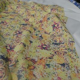 Digitale textiel druk monster 3 deur A1 digitale textiel printer WER-EP6090T