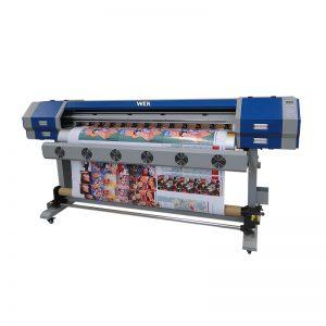 EW160 / EW160I groot formaat twee DX7 kopmotor wikkel sublimasie papier drukker