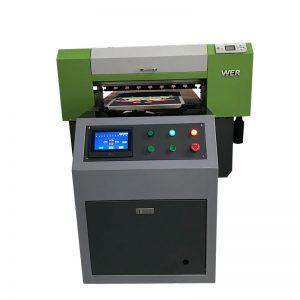 Gemaak in China goedkoop prys uv flatbed drukker 6090 A1 grootte drukker