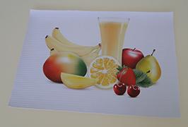 PVC-banner gedruk deur 3.2m (10 voet) eko oplosmiddel drukker WER-ES3201