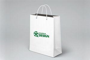 Papier-Bag-druk-monster-gedrukte-vir-A1-grootte-UV-drukker-Wer-EP6090UV