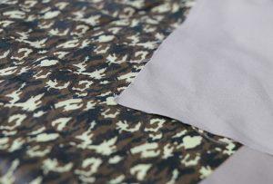 Tekstiel druk monster 1 deur digitale tekstiel masjien WER-EP7880T
