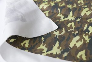 Tekstiel druk monster 3 deur digitale tekstiel masjien WER-EP7880T