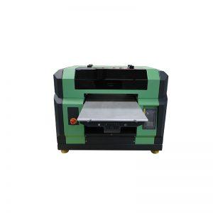 goeie prys vir a3 a4 flatbed WER-E2000UV uv geleide drukker met dx5 kop 8 kleure