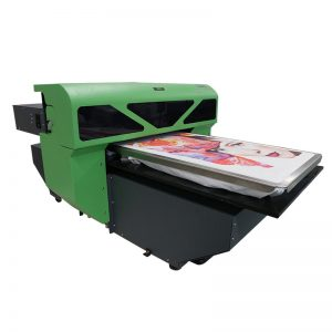 hoë kwaliteit inkjet drukker a2 UV flatbed drukker UV t-hemp drukker WER-D4880T