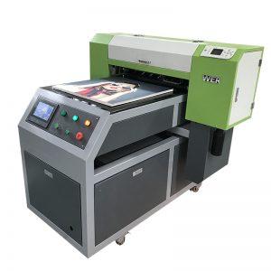 hoë resolusie A1 T-hemp druk masjien vir kledingstuk WER-EP6090T